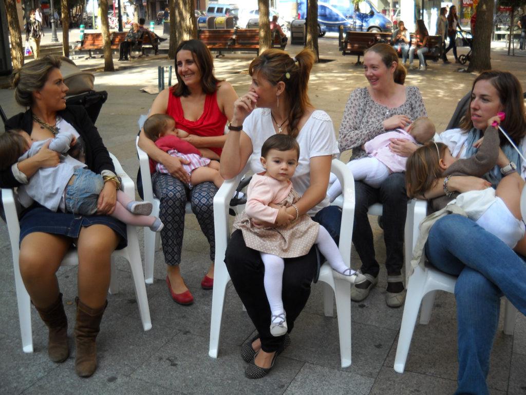 Celebración de la Semana Mundial de la Lactancia Materna
